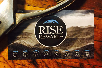 RISE Rewards Program